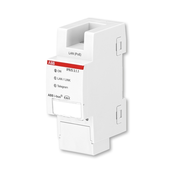KNX/IP router, řadový, IP router