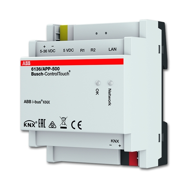 ABB-ControlTouch, řadový,